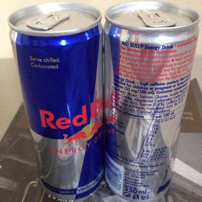 Redbull Energy Drink